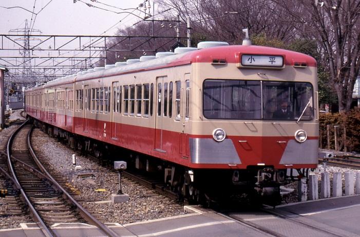 701系「赤電」