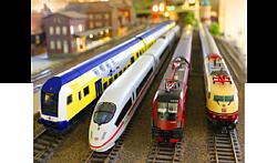 大阪ビジネスパーク 鉄道博2018 開催
