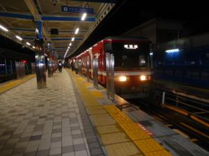 浜北駅 新ホーム