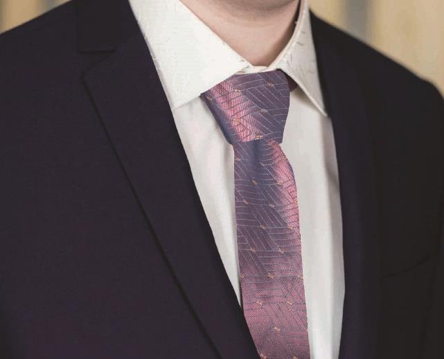 ネクタイ着用イメージ