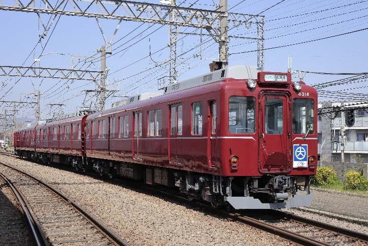 復刻塗装列車