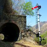 向赤倉トンネル