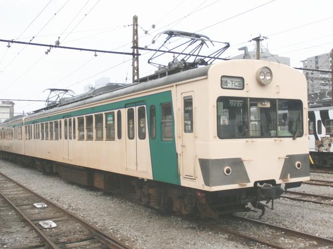 上信電鉄151形