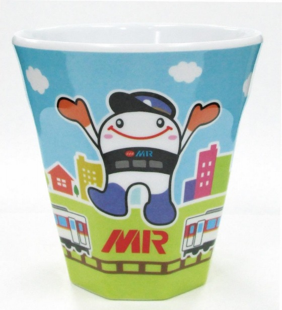 メラミンカップ(イメージ)