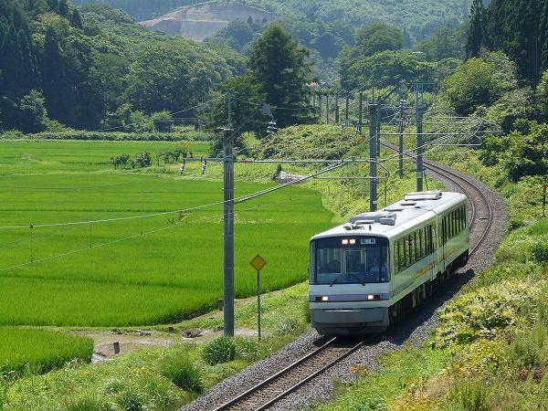 直通列車(イメージ)