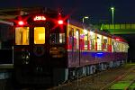 ナイトトロッコ列車(イメージ)
