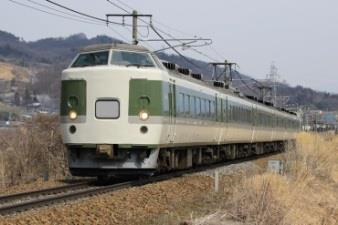 信越線開業130周年記念号(イメージ)