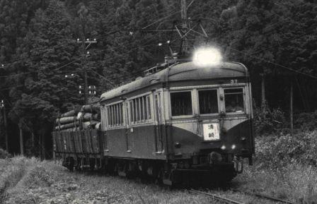 田口線車両(運行当時)