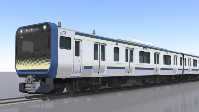 横須賀・総武快速線用E235系(イメージ)