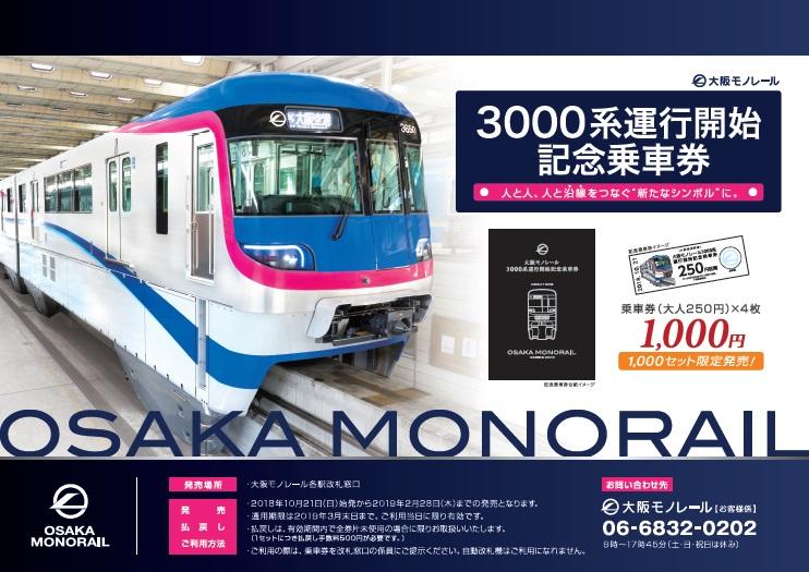 記念乗車券(ポスター)