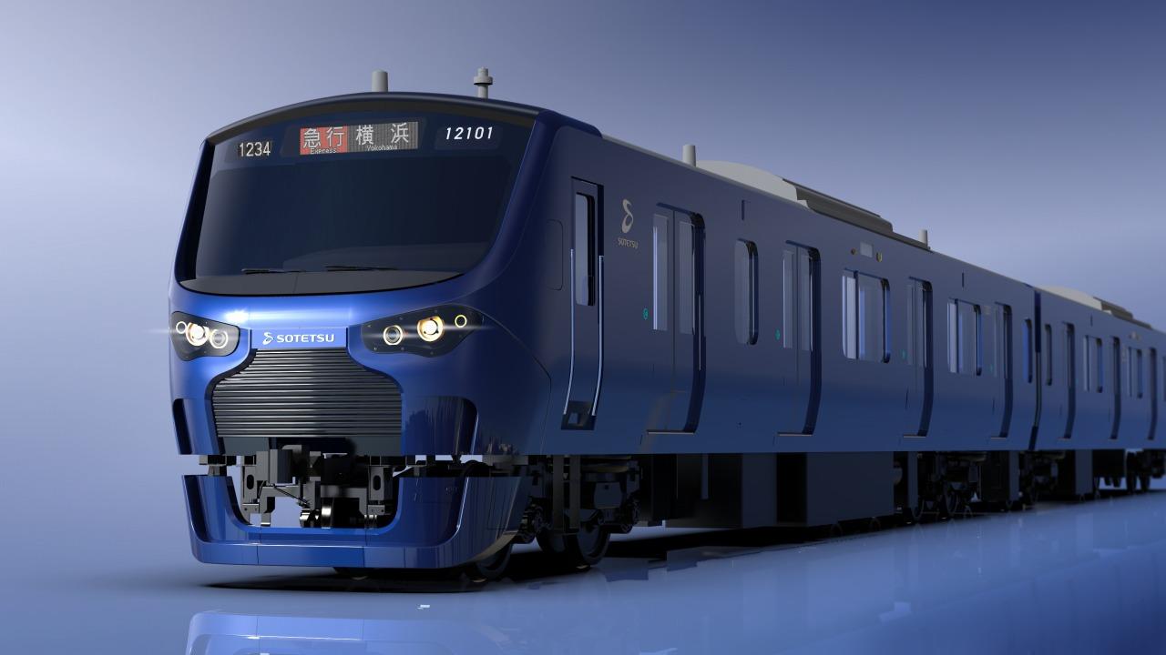 12000系(イメージ)