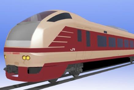 デザインイメージ(E653系)