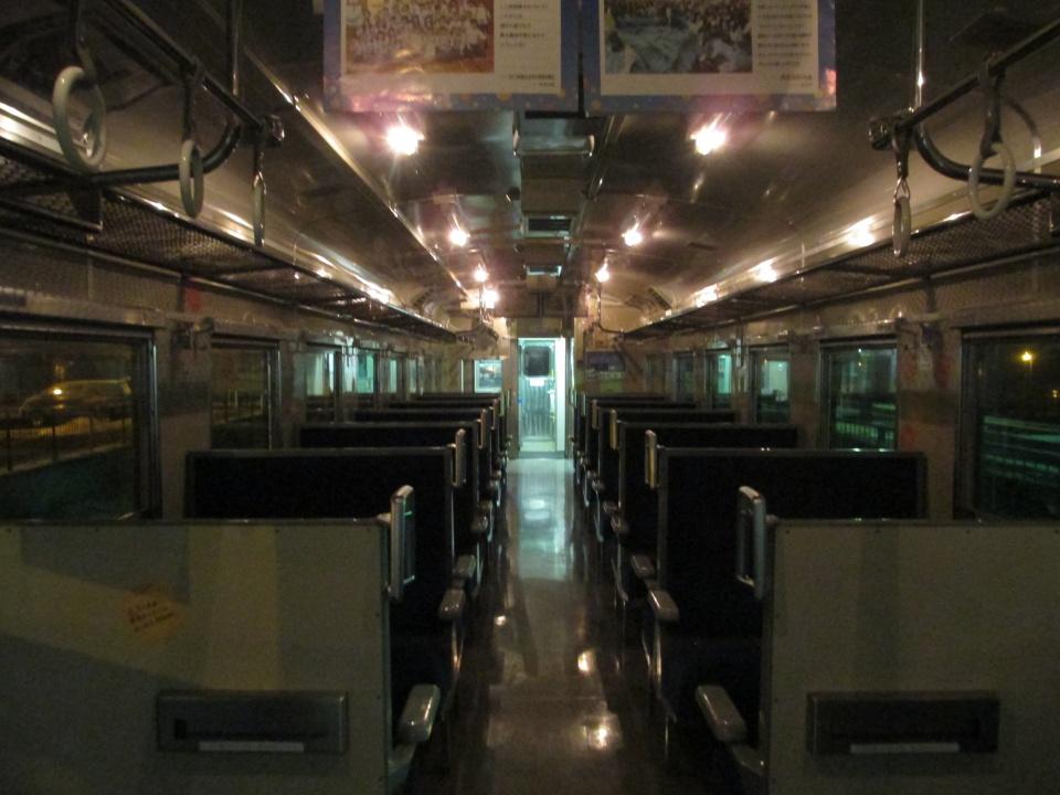 夜景列車(車内イメージ)