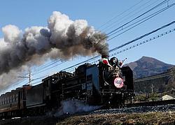 秩父鉄道 SLパレオエクスプレス 運転