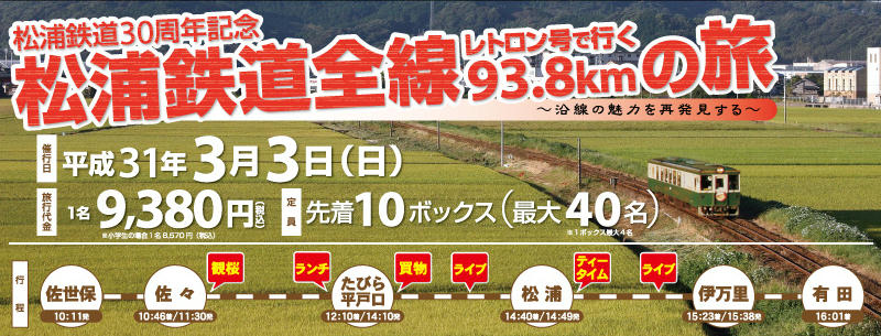 93.8kmの旅