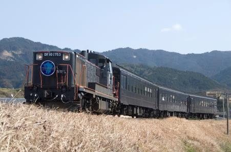 SL人吉客車(イメージ)