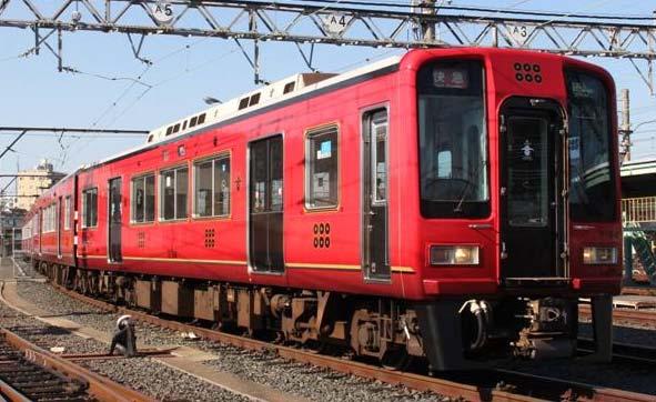 南海・真田赤備え列車