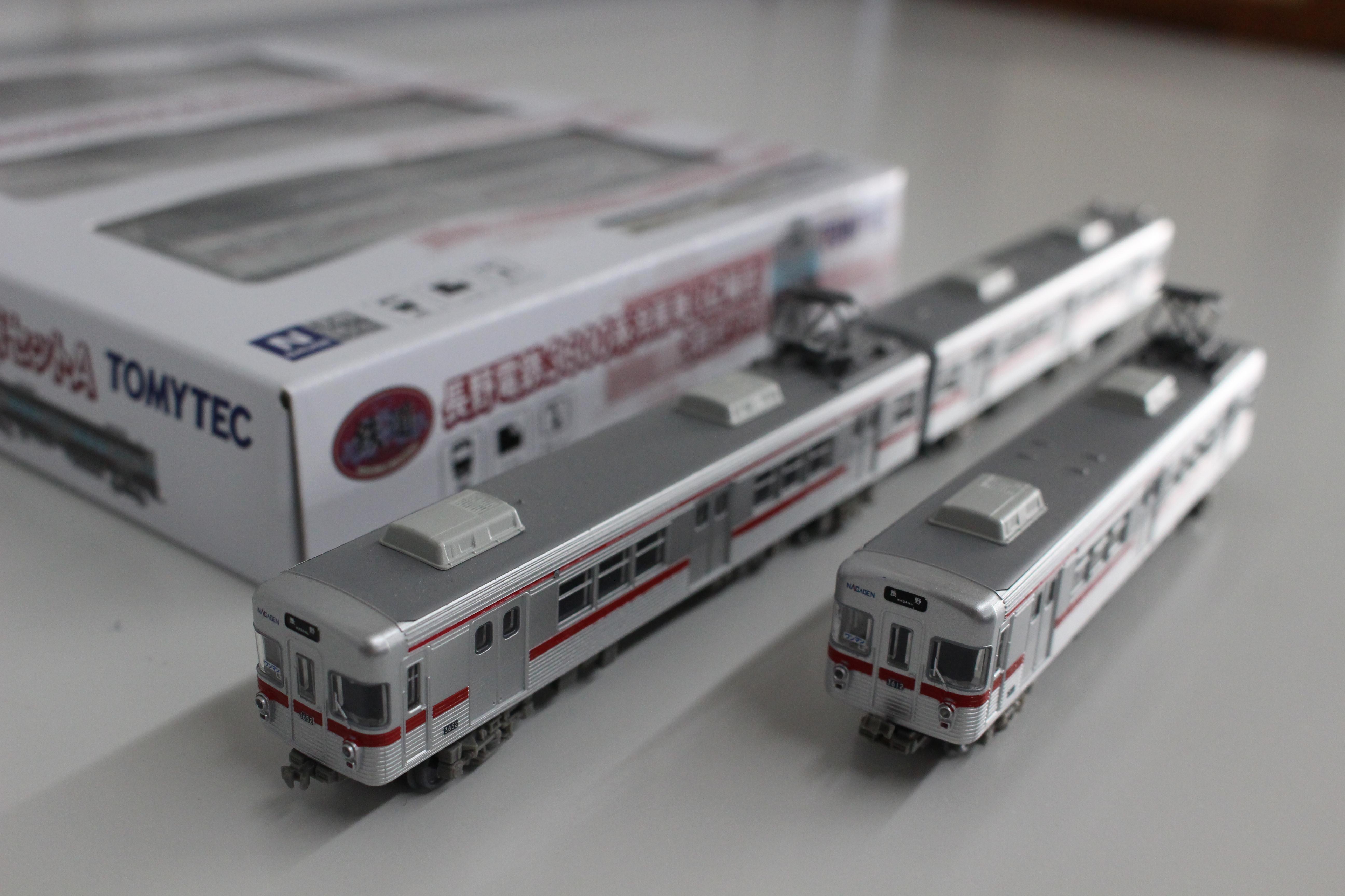 3600系L2編成 鉄コレ