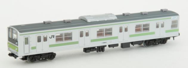 オリジナル鉄道コレクション 205系量産先行車