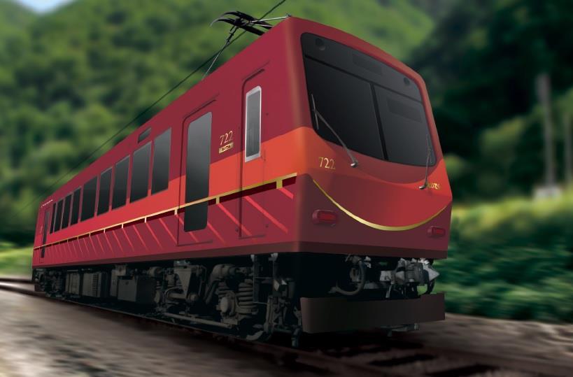 722号車リニューアル車両(イメージ)