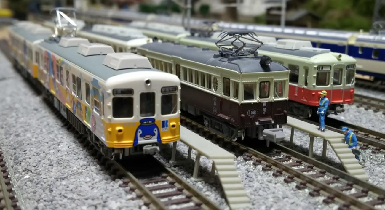 鉄道模型コーナー(イメージ)