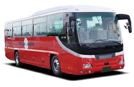 夜景観覧バス