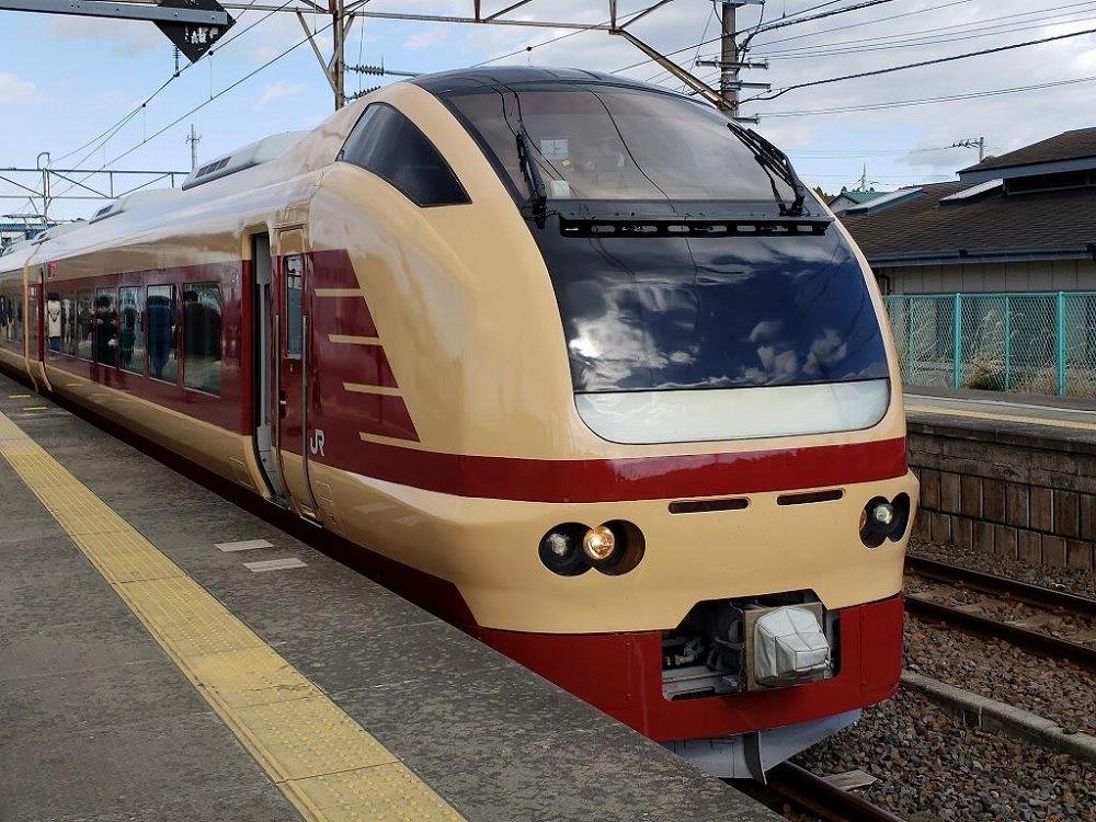 E653系国鉄色(イメージ)