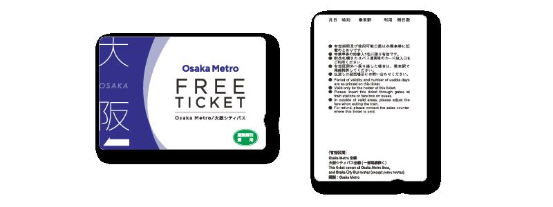ゴールデンウィーク3dayチケット(イメージ)