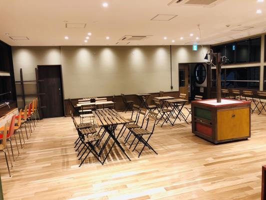 奥多摩駅2階(リニューアル後イメージ)