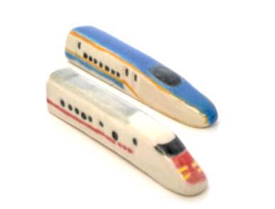 新幹線箸置き(イメージ)