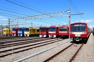 京急ファミリー鉄道フェスタ(イメージ)