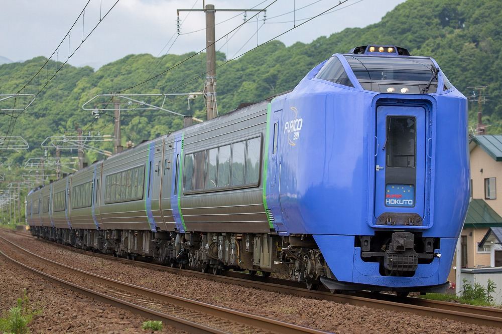 JR北海道の車両