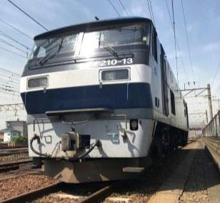 機関車展示(イメージ)
