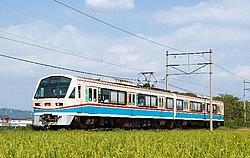 近江鉄道 700形あかね号 臨時電車 運転