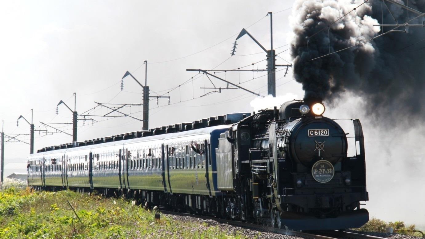 SL列車(イメージ)