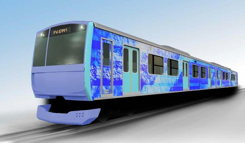 FV-E991系(イメージ)