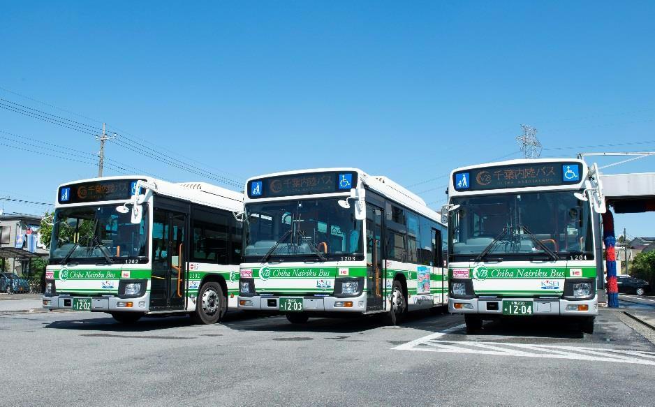 千葉内陸バス営業所