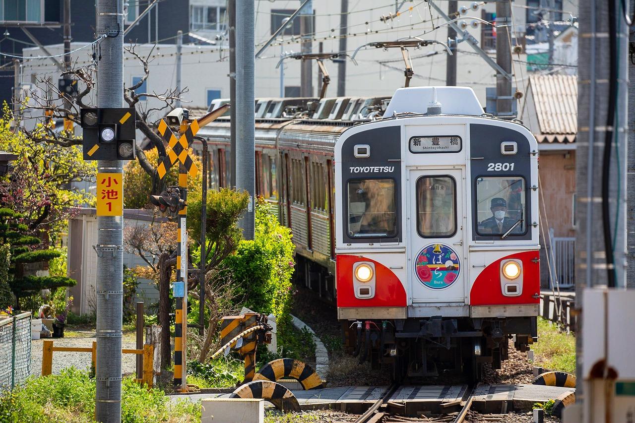 豊橋鉄道渥美線の車両