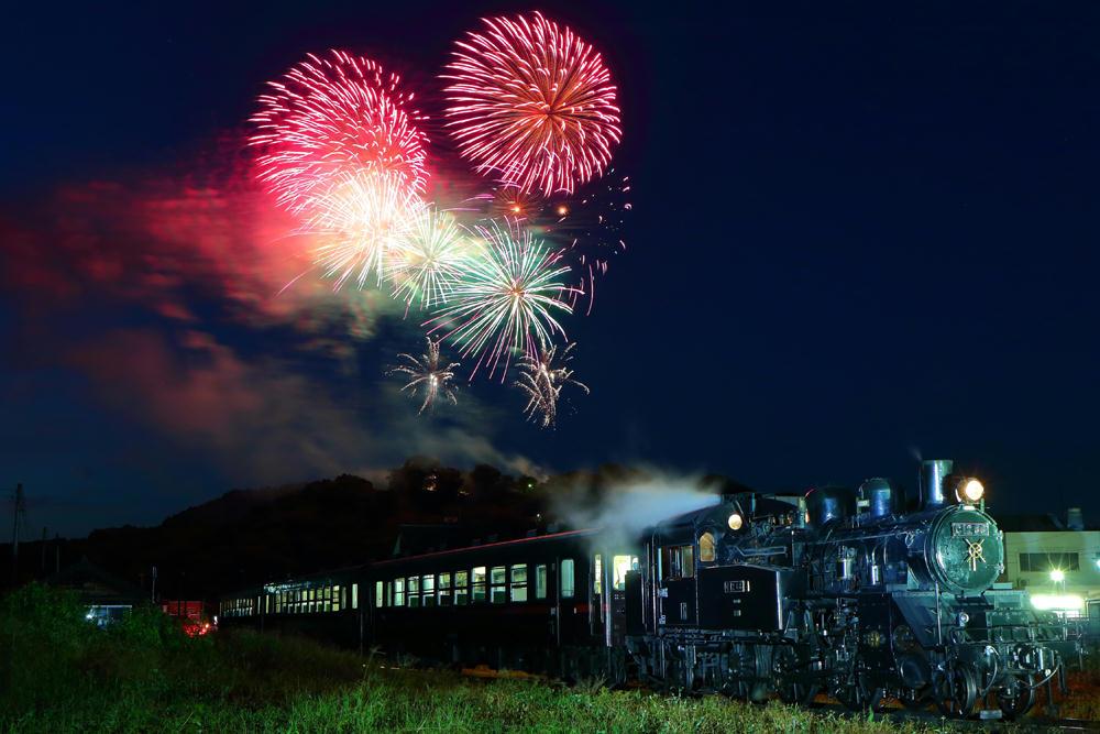 SL夜行列車(イメージ)