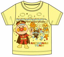 アンパンマン列車Tシャツ(イメージ)
