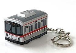 名古屋市 6050形電車型キーホルダー 販売