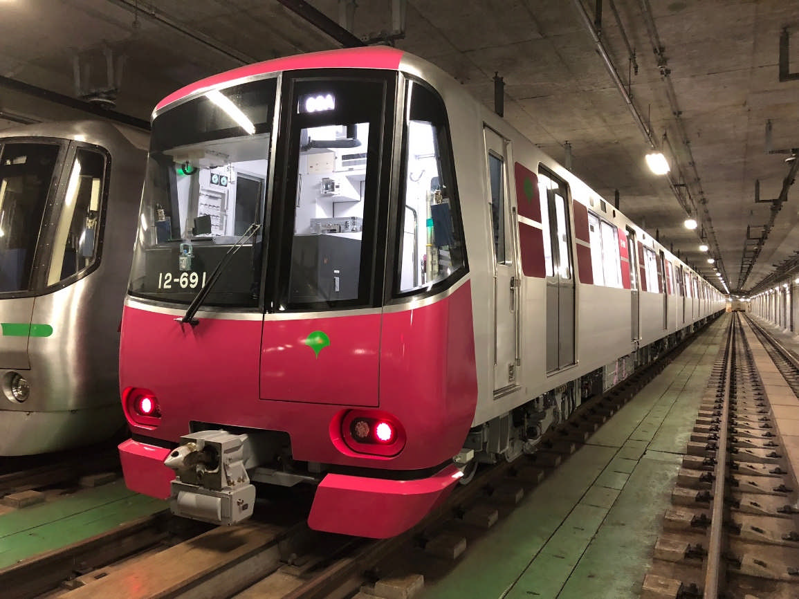 大江戸線の車両