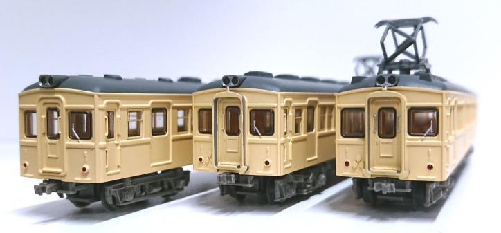 東武7800型 鉄コレ