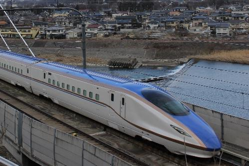 新幹線体験乗車(イメージ)
