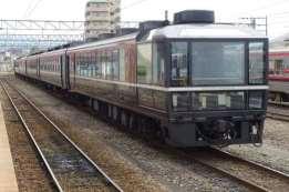 「ばんえつ物語」客車
