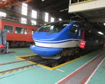 西鳥取車両基地