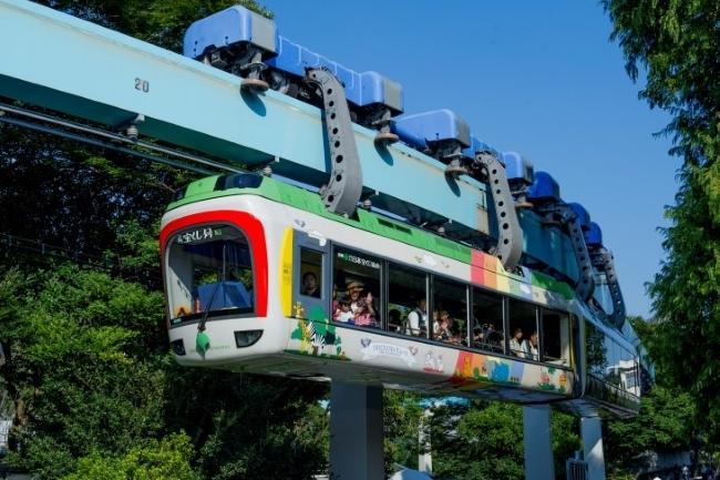 上野動物園モノレール40形