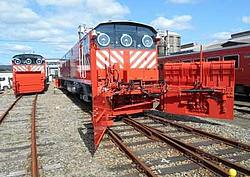 豊岡車両基地 鉄道ふれあい祭り