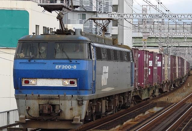 EF200形電気機関車