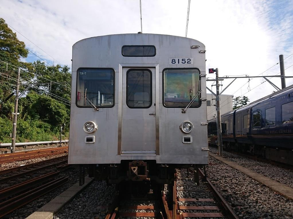 8000系TA-7編成